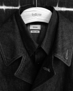 follow デニム